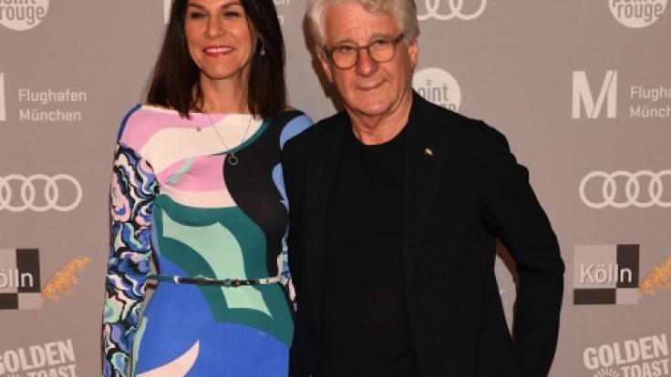 Die Medizinerin Marion Kiechle und der Moderator Marcel Reif. (Foto)
