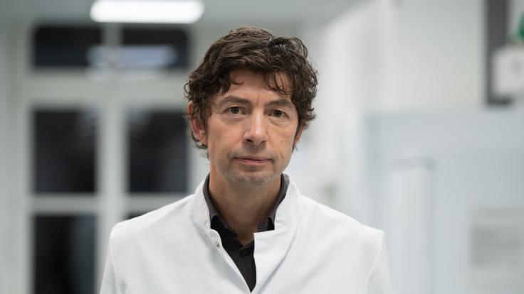 Christian Drosten ist zuversichtlich, dass wir die Epidemie auch ohne Impfung in den Griff bekommen. (Foto)
