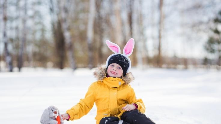 Gibt es wirklich Schnee an Ostern? (Foto)