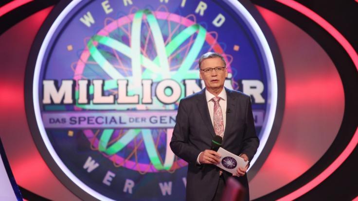 """""""Wer wird Millionär?""""-Urgestein Günther Jauch lädt am 30. April 2018 zum """"Special der Generationen"""". (Foto)"""