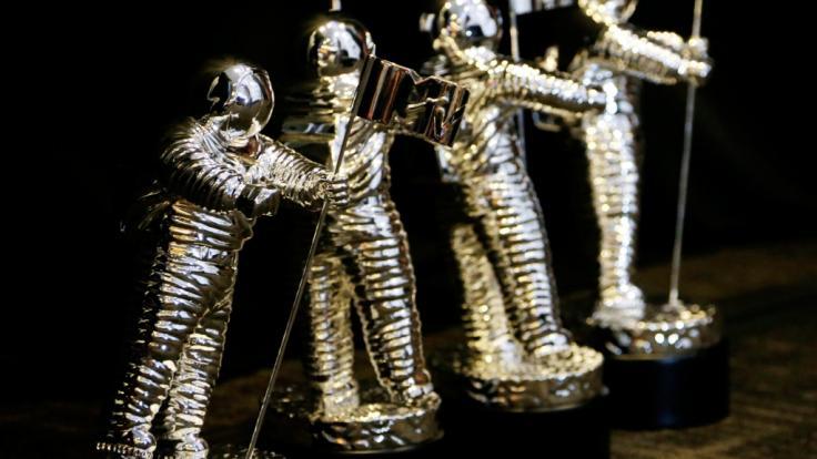 """Die VMA-Trophäen werden auch """"Moonman"""" genannt. (Foto)"""