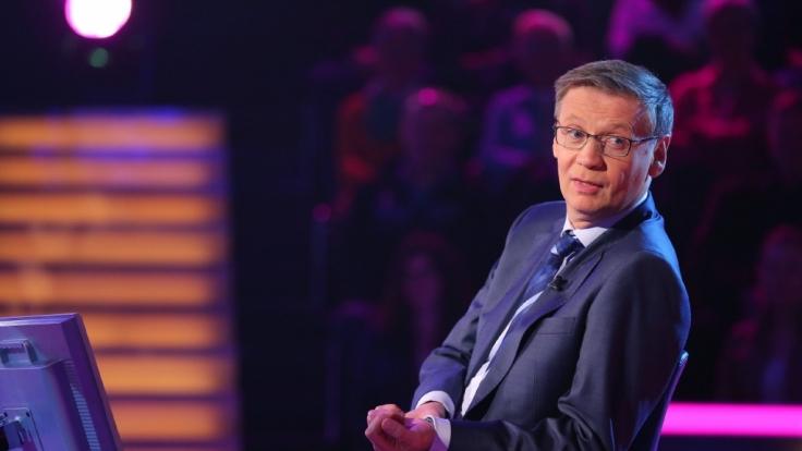 """""""Wer wird Millionär?"""" ohne Günther Jauch wäre undenkbar. (Foto)"""