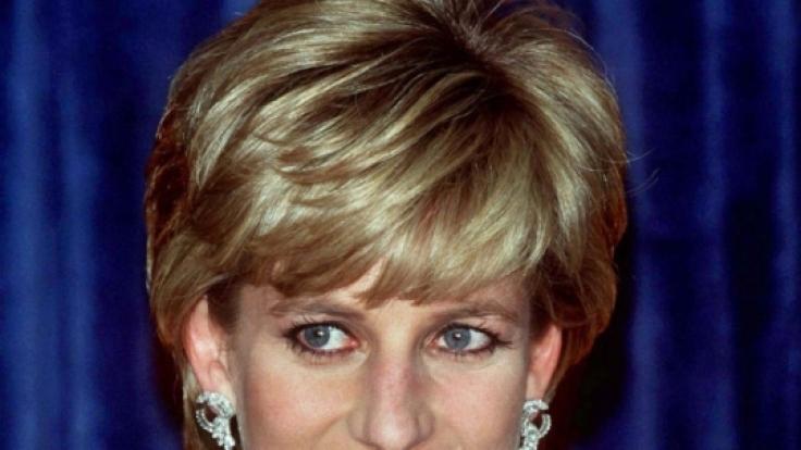Prinzessin Diana wurde aufgrund ihres Engagements für wohltätige Zwecke auch
