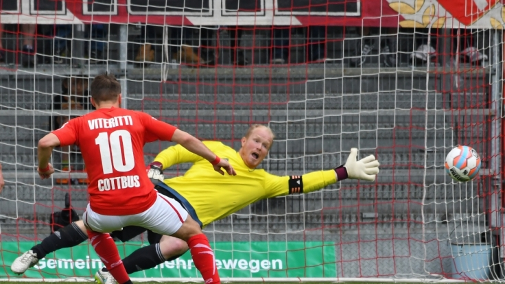 Heimspiel FC Energie Cottbus: Die aktuellen Spielergebnisse der 3. Liga bei news.de