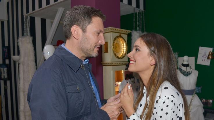 Wie geht es weiter mit Frederic und Jasmin? (Foto)