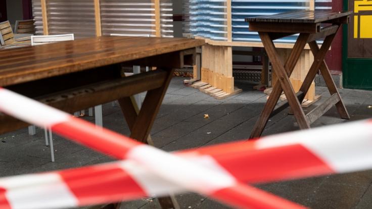 Im Zuge des November-Lockdowns werden gastronomische Einrichtungen in Deutschland geschlossen. (Foto)