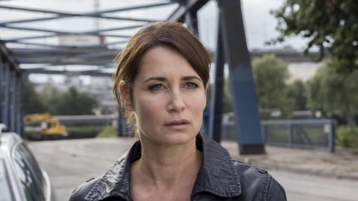Kommissarin Karin Meister (Anja Kling) sucht in Hamburg einen brutalen Frauenmörder. (Foto)