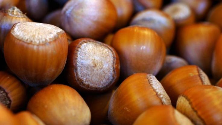 Besser so und nicht gemahlen: Ganze Nüsse sind in aller Regel frei von Schadstoffen und Spuren anderer Nüsse. (Foto)