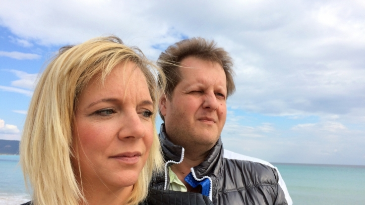 Jens Büchner und Daniela Karabas haben die Namen ihrer Zwillinge bestätigt.