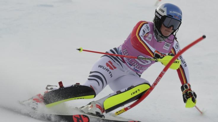 Der Ski alpin Weltcup 2019/20 der Damen macht an diesem Wochenende Halt in Lake Louise (Kanada). (Foto)