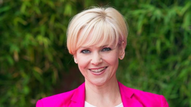 Andrea Kathrin Loewig (50) hat sich als Dr. Kathrin Globisch in
