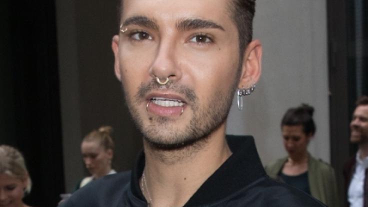 Bill Kaulitz zeigt stolz sein neues Tattoo auf Instagram.