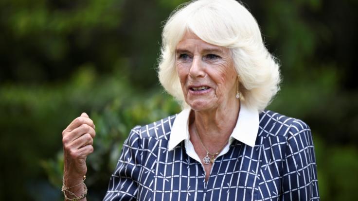 Herzogin Camilla benötigt Nachhilfeunterricht, bevor sie im Königshaus befördert wird. (Foto)