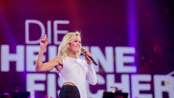 Tanz-, Gesangs-, Moderations-Talent: Helene Fischer besticht mit ihrer Vielseitigkeit (Foto)