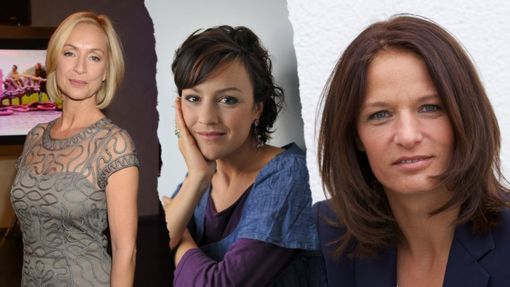 Martina Servatius, Miriam Pielhau und Jana Thiel haben bis zum Schluss gegen den Krebs gekämpft.