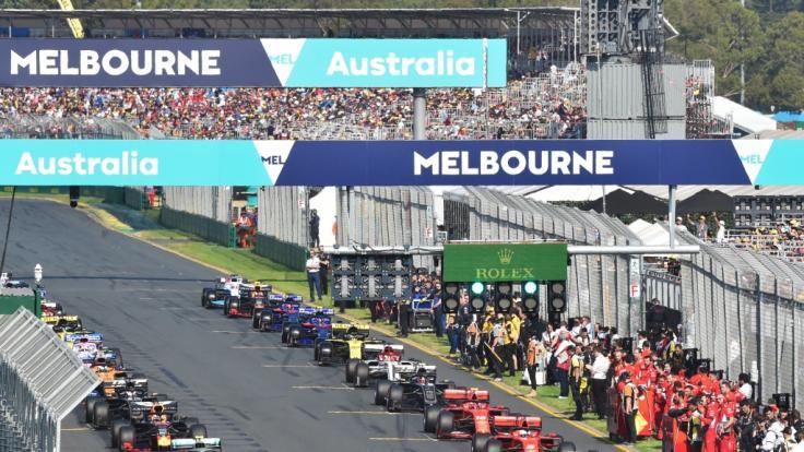 Der Formel-1-Auftakt mit zwei Rennen in Österreich wird konkreter. (Foto)