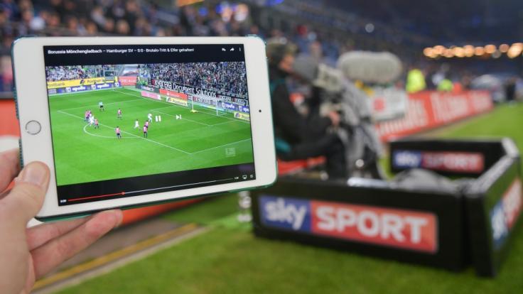 Wo kann man die Spiele der 1. Fußball-Bundesliga 2019/20 in Live-Stream und TV verfolgen?