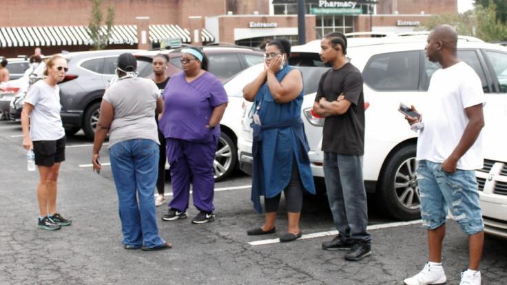 Bei einem Schusswaffenangriff an einer Highschool im US-Bundesstaat North Carolina ist am Mittwoch ein Schüler getötet worden. (Foto)