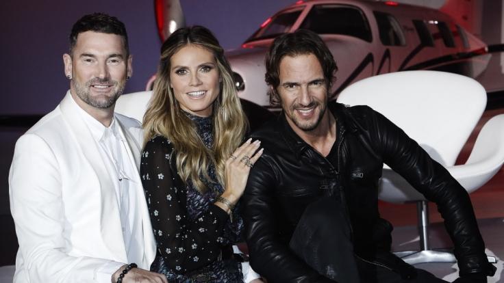 Heidi Klum, Thomas Hayo und Michael Michalsky entführen die Nachwuchs-Models am 27. April ins Wunderland.