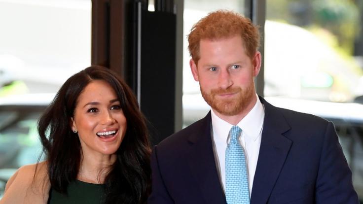 Für seine Ehefrau Meghan Markle soll Prinz Harry mehr Sport machen. (Foto)