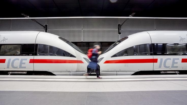 Ab dem 15.12.2019 gilt der neue Fahrplan der Deutschen Bahn. (Foto)