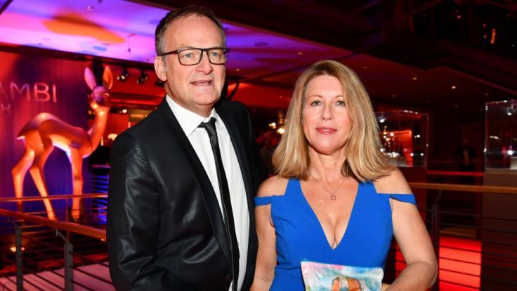 Frank Plasberg ist mit seiner zweiten Frau Anne Gesthuysen verheiratet. (Foto)