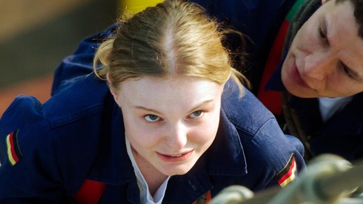 """Im Film """"Tod einer Kadettin"""" übernimmt Maria Dragus die Rolle von Jenny Böken. (Foto)"""