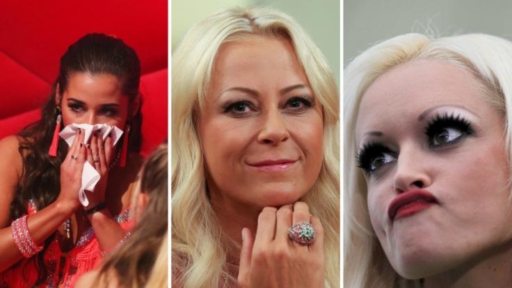 Promis wie Sarah Lombardi, Jenny Elvers und Daniela Katzenberger schockten in der vergangenen Woche mit intimen Geständnissen.