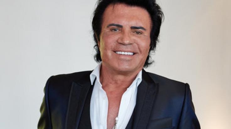 Schlagersänger Costa Cordalis ist der Schwiegervater von Daniela Katzenberger.