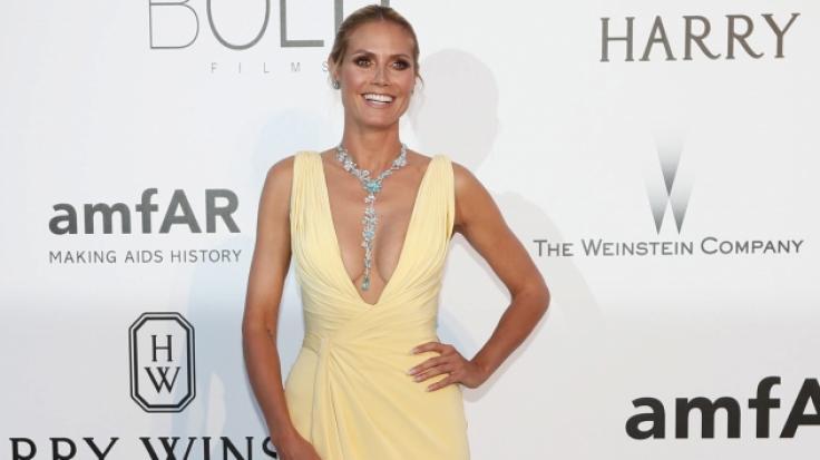 """Stehen Heidi Klums Favoritinnen von """"Germany's Next Topmodel"""" 2020 bereits fest? (Foto)"""