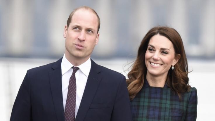 """Prinz William nennt seine Frau Kate Middleton liebevoll """"Poppet"""". (Foto)"""