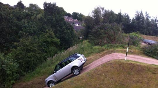 Die besten Bilder zu Der neue Range Rover: Der Maxi-Evoque (Foto)