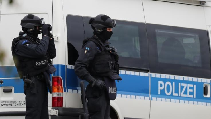 Halle News Polizei