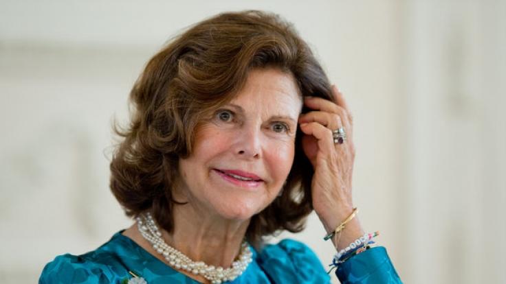 Königin Silvia von Schweden hat ihren Cousin verloren. (Foto)