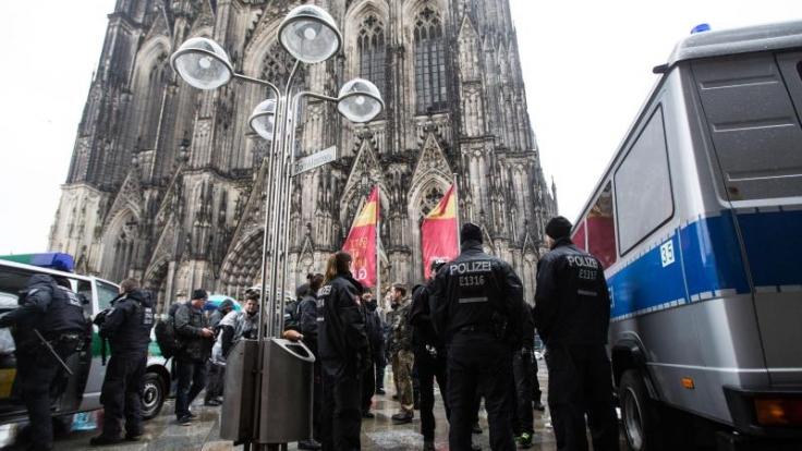Der Karneval findet in diesem Jahr unter erhöhten Sicherheitsvorkehrungen statt.