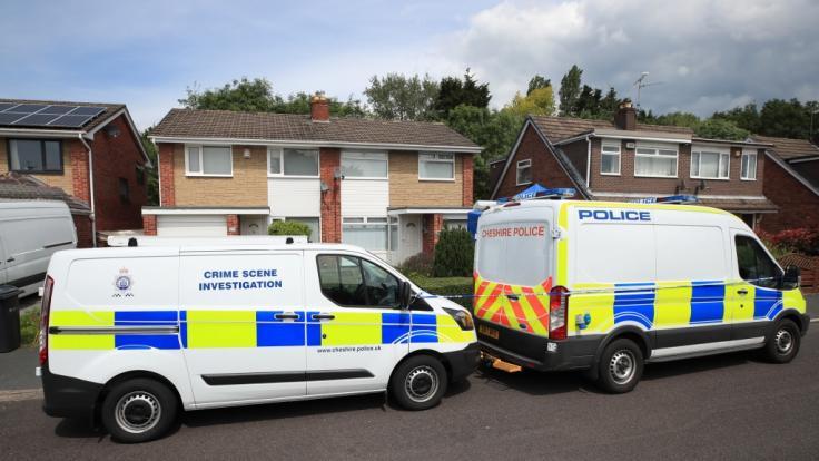 Im englischen Chester ist eine Krankenschwester festgenommen worden - der 29-Jährigen wird der Mord an mehreren Babys zur Last gelegt. (Foto)