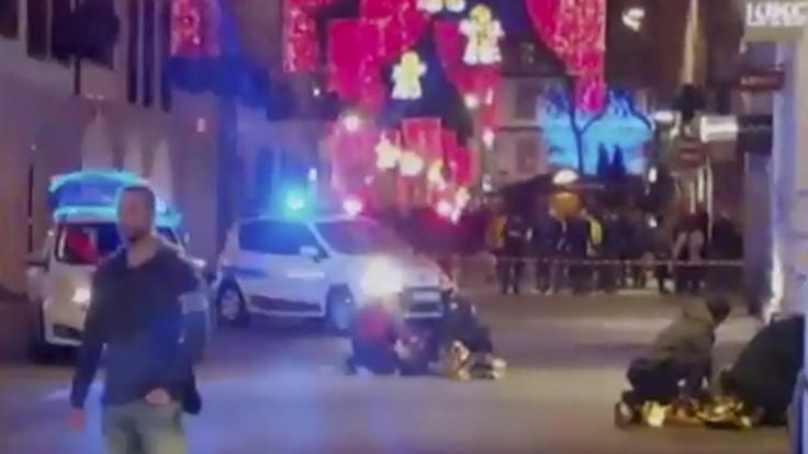 Terroranschlag Twitter: Terroranschlag In Straßburg 2018: Schreie Und Schüsse