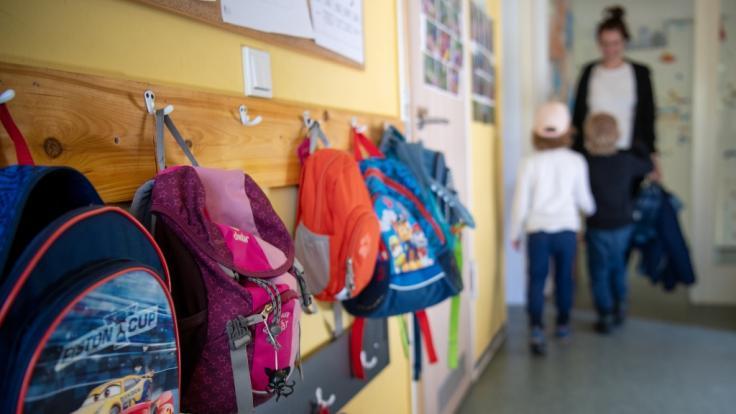 Kindergärten sollen nach einem vier Phasen-System wieder schrittweise geöffnet werden. (Symbolfoto) (Foto)