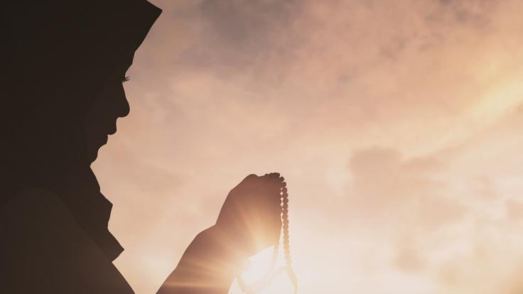 Der Ramadan ist der islamische Fastenmonat. (Foto)