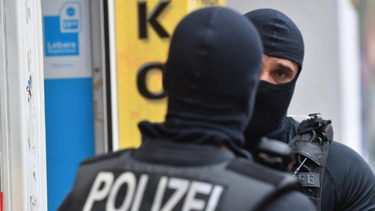 In Nordrhein-Westfalen ist die Polizei gegen eine irakische Rockerorganisation vorgegangen (Symbolbild).