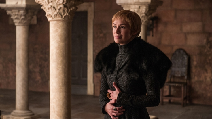 Cersei bleibt ihrer Badass-Rolle treu.