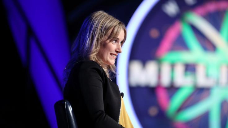 """""""Wer wird Millionär?""""-Kandidatin Nele Pöllmitz. (Foto)"""