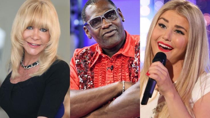 Dolly Buster, Alphonso Williams und Beatrice Egli sorgten in den aktuellen Promi-News für gedrückte Stimmung bei den Fans. (Foto)