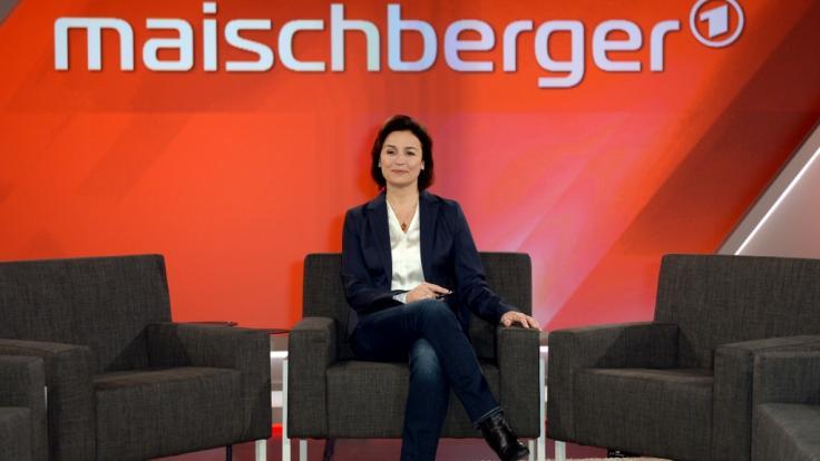 Sandra Maischberger hat sich mit ihrer Sendung in die Sommerpause 2018 verabschiedet.