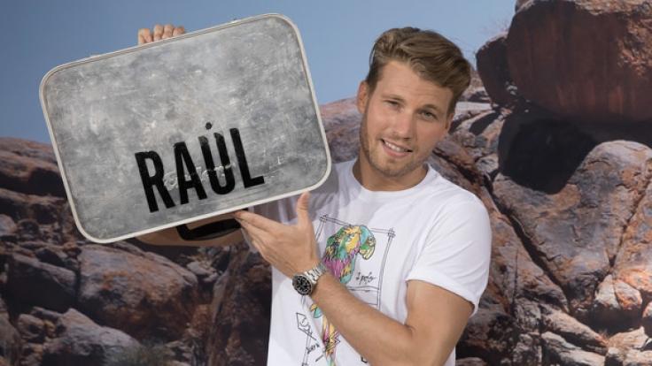 """GZSZ-Star Raúl Richter, derzeit in """"Global Gladiators"""" zu sehen, hat ein pikantes Geständnis abgelegt. (Foto)"""