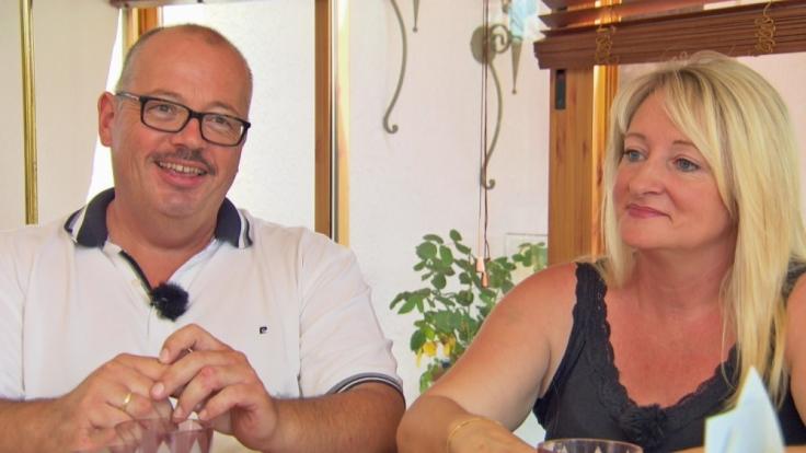 Christine und Klaus Hoffmann haben es in Spanien geschafft!