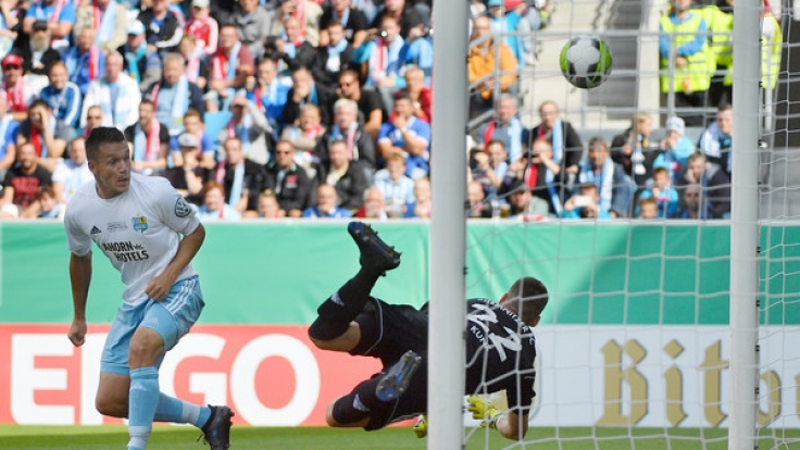Heimspiel Chemnitzer FC : Die aktuellen Spielergebnisse der 3. Liga bei news.de.