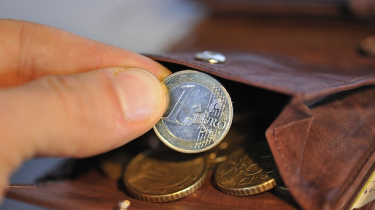 Nur jeder Dritte deutsche Arbeitnehmer verdient mehr als den Durchschnittslohn. (Foto)