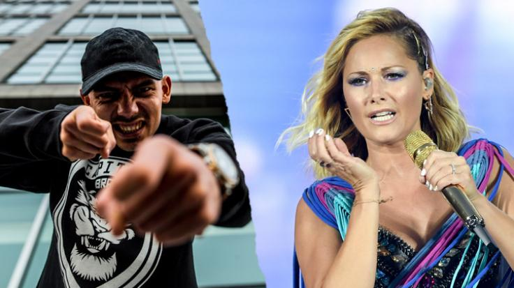 Singt Helene Fischer bald mit Rapper Capital Bra zusammen? (Foto)