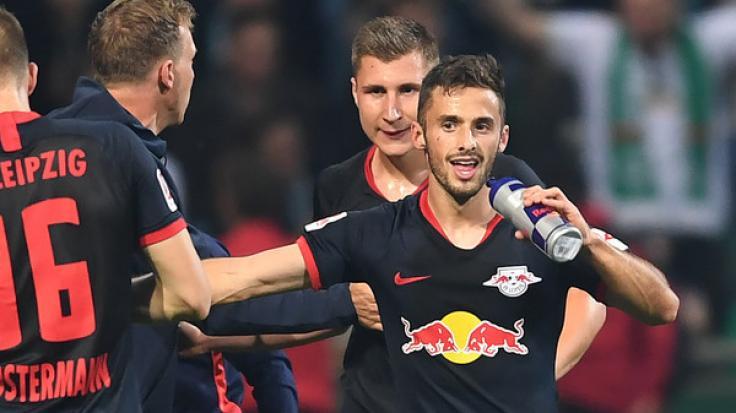 RB Leipzig verleiht Marcelo Saracchi an Galatasaray Istanbul. (Foto)